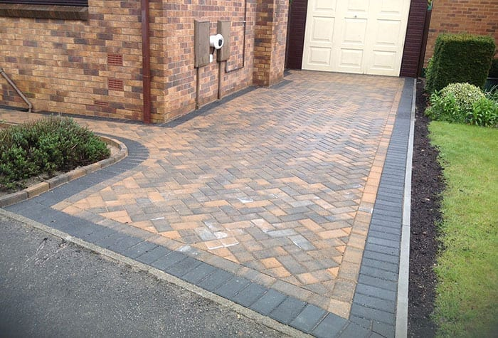 block paving derby