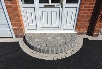door-steps