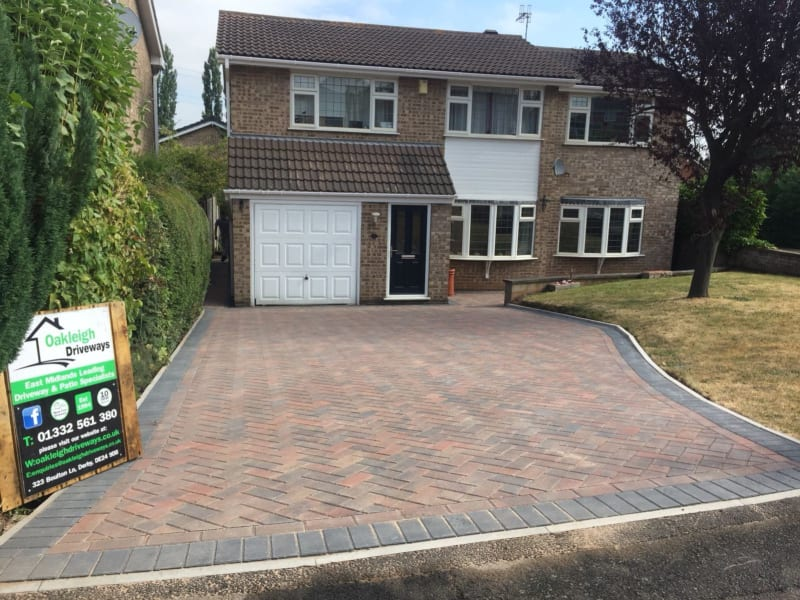 coventry based resin driveway