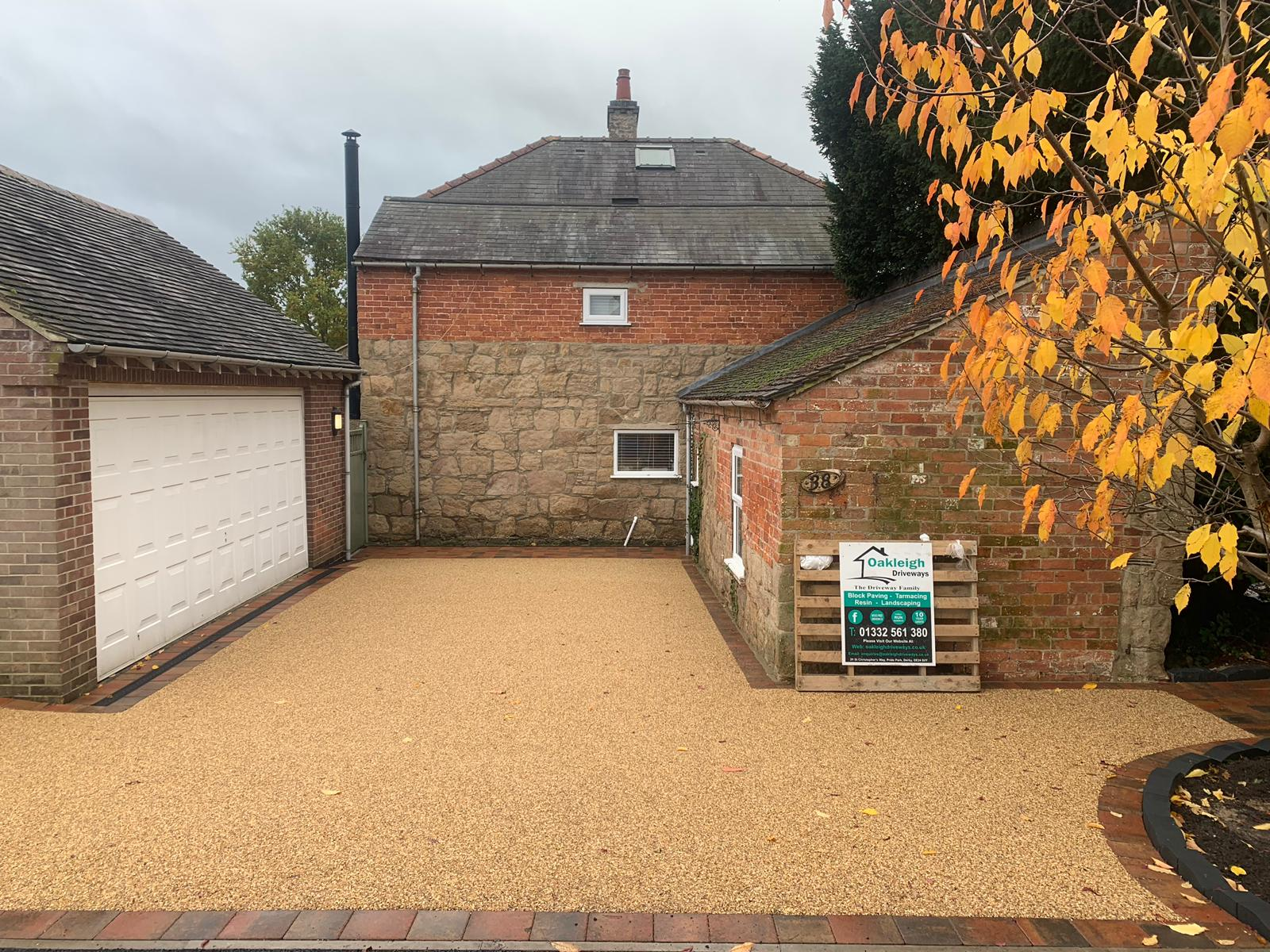 resin driveway coventry