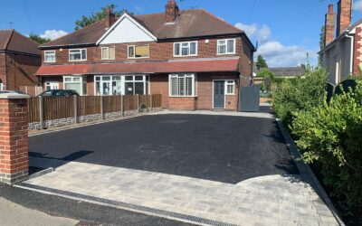 New Tarmac Driveway Coventry